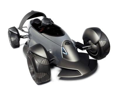 2004 Toyota Motor Triathlon Race Car concept 1