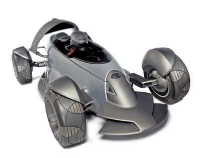 2004 Toyota Motor Triathlon Race Car concept 2