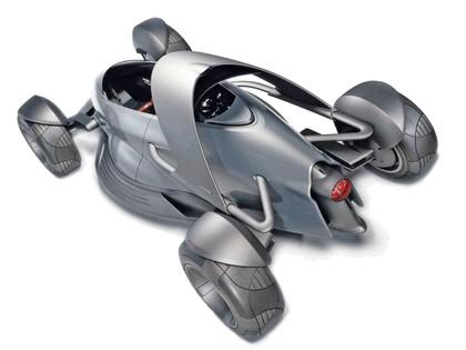 2004 Toyota Motor Triathlon Race Car concept 3