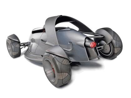 2004 Toyota Motor Triathlon Race Car concept 4