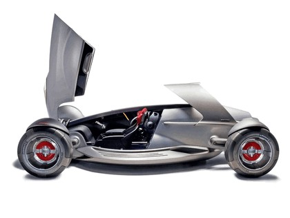 2004 Toyota Motor Triathlon Race Car concept 8