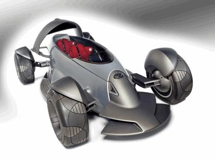 2004 Toyota Motor Triathlon Race Car concept 10