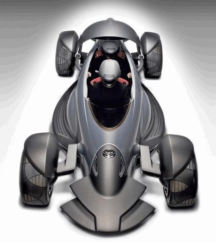 2004 Toyota Motor Triathlon Race Car concept 11