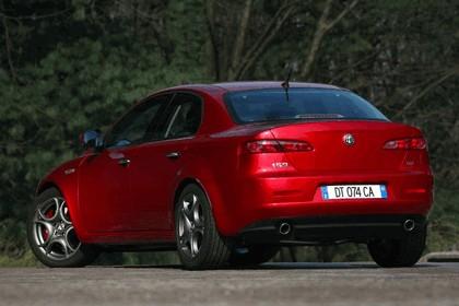 2009 Alfa Romeo 159 1750 TBi 10