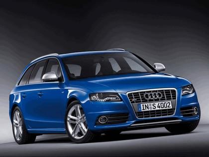 2009 Audi S4 Avant 1