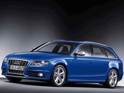 2009 Audi S4 Avant 4