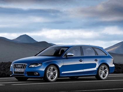 2009 Audi S4 Avant 9