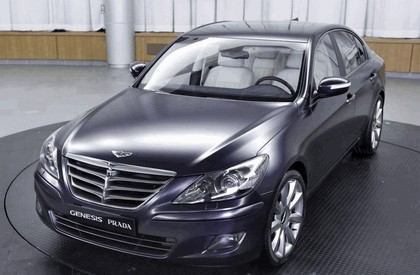 2009 Hyundai Genesis Prada 1