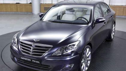 2009 Hyundai Genesis Prada 7