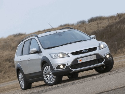 2009 Ford Focus X-road 1