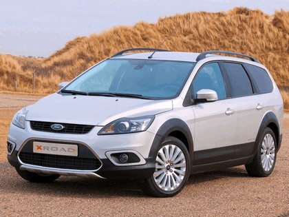 2009 Ford Focus X-road 3