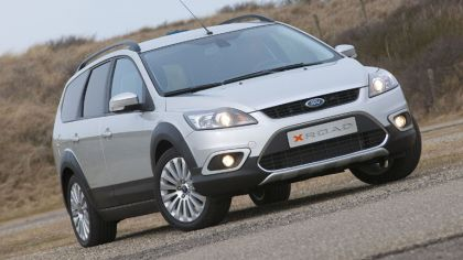 2009 Ford Focus X-road 5