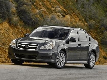 2009 Subaru Legacy 3