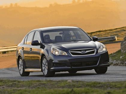 2009 Subaru Legacy 4