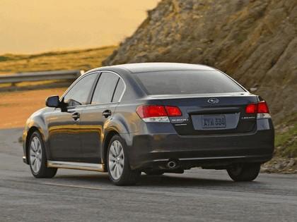 2009 Subaru Legacy 5