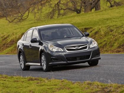 2009 Subaru Legacy 6