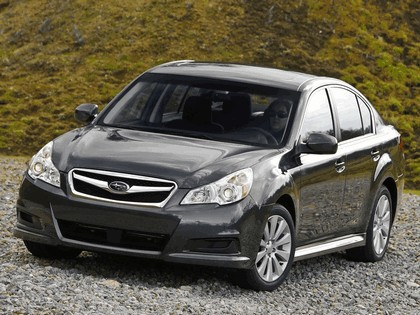2009 Subaru Legacy 9