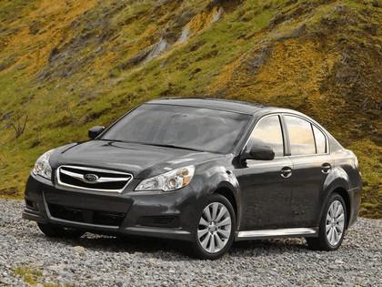 2009 Subaru Legacy 10