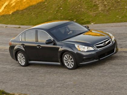 2009 Subaru Legacy 11