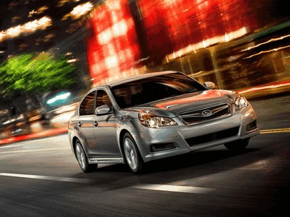 2009 Subaru Legacy 13