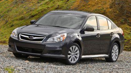 2009 Subaru Legacy 1