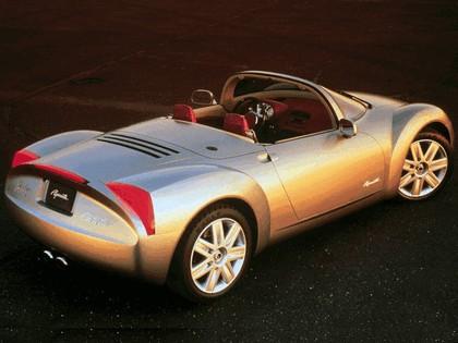 1998 Plymouth Pronto spyder concept 2