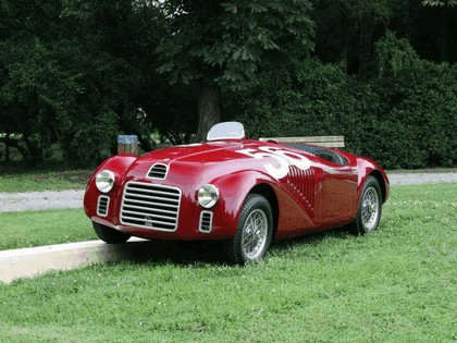 1947 Ferrari 125 Sport 2