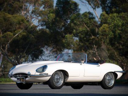 1961 Jaguar E-Type s1 roadster 1