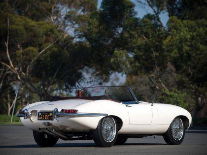 1961 Jaguar E-Type s1 roadster 2