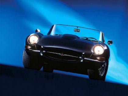 1961 Jaguar E-Type s1 roadster 5