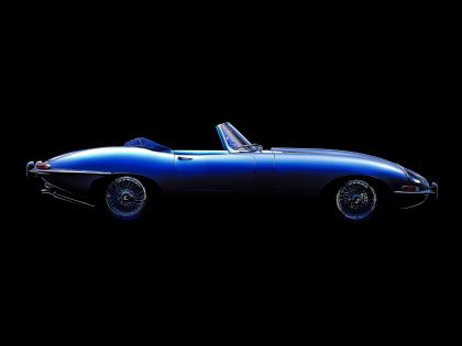 1961 Jaguar E-Type s1 roadster 6