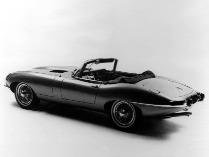 1961 Jaguar E-Type s1 roadster 7