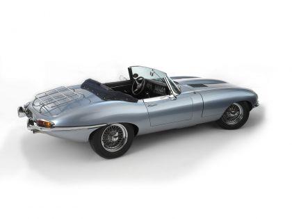 1961 Jaguar E-Type s1 roadster 8