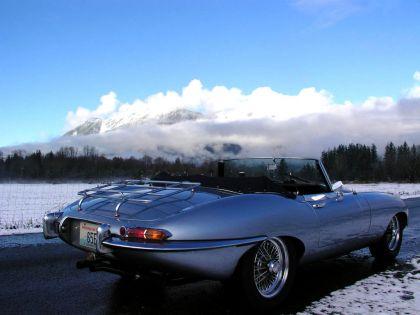 1961 Jaguar E-Type s1 roadster 9