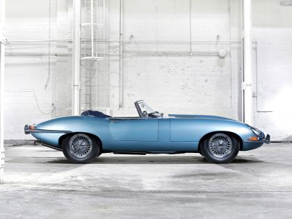 1961 Jaguar E-Type s1 roadster 10