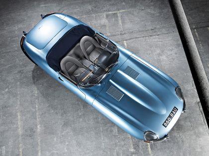 1961 Jaguar E-Type s1 roadster 11