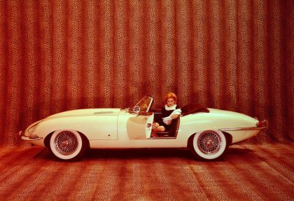 1961 Jaguar E-Type s1 roadster 15
