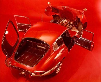 1961 Jaguar E-Type s1 roadster 16