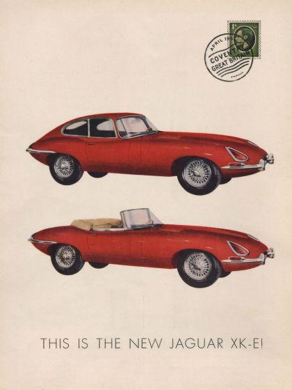 1961 Jaguar E-Type s1 roadster 17