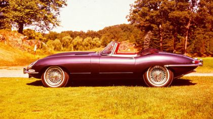 1961 Jaguar E-Type s1 roadster 7