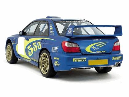 2002 Subaru Impreza WRC 2
