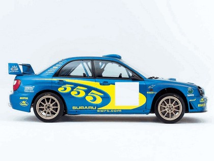 2002 Subaru Impreza WRC 3