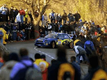 2002 Subaru Impreza WRC 7