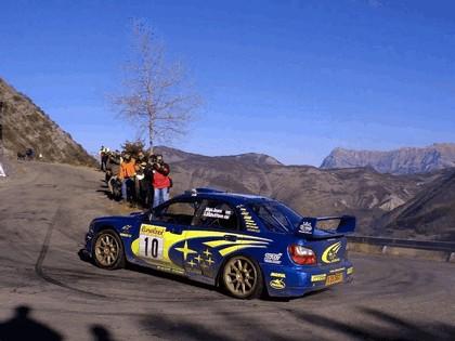 2002 Subaru Impreza WRC 9