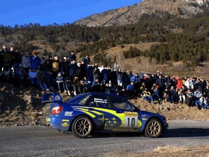2002 Subaru Impreza WRC 10