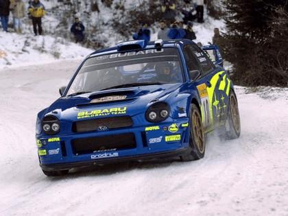 2002 Subaru Impreza WRC 13