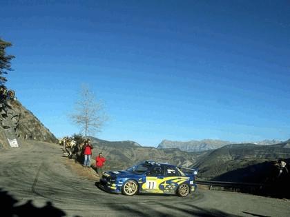 2002 Subaru Impreza WRC 14
