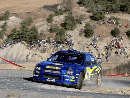 2002 Subaru Impreza WRC 17