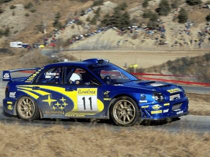 2002 Subaru Impreza WRC 18