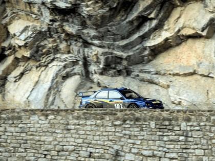 2002 Subaru Impreza WRC 19